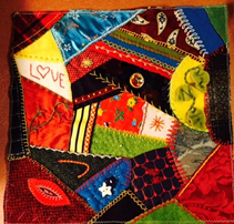Judy Pullen workshop quilt