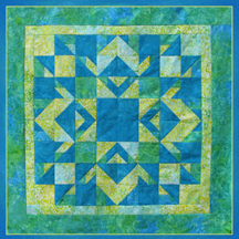 ABCD Quilt